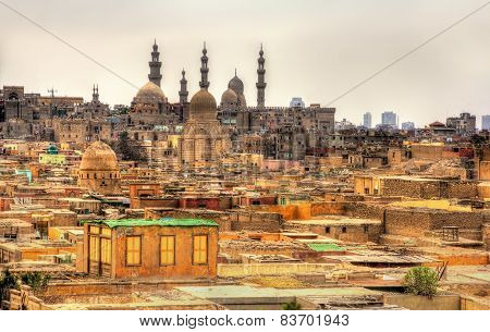 Bab El-wazir Cemetery In Cairo - Egypt