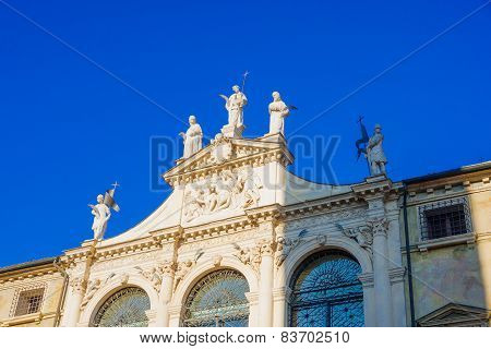 Palazzo Del Monte Di Pieta, Vicenza