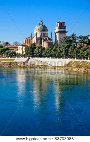 Santo Stefano Church, Verona