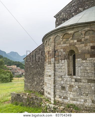 Codiponte (tuscany), Medieval Church