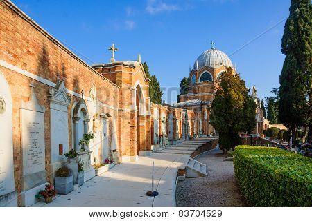 San Michele Island, Venice