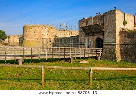 Rocca Brancaleone, Ravenna
