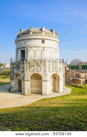 Mausoleo Di Teodorico, Ravenna