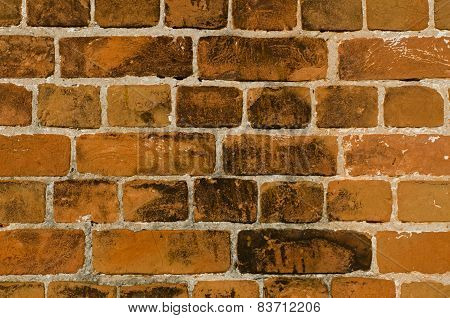 old bricklaying