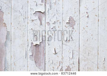 Vintage Wood Wall