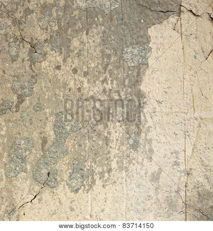 Abstract Grunge Background With Cracks