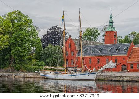 Halmstad Castle