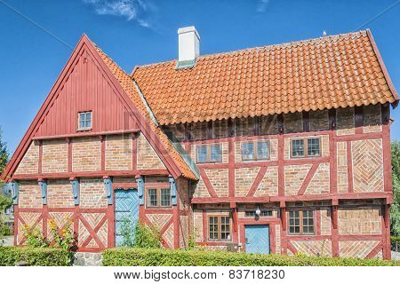 Ystad Old Mayors House