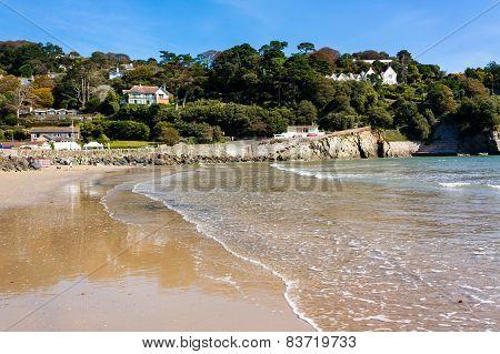 North Sands Beach Salcombe Devon