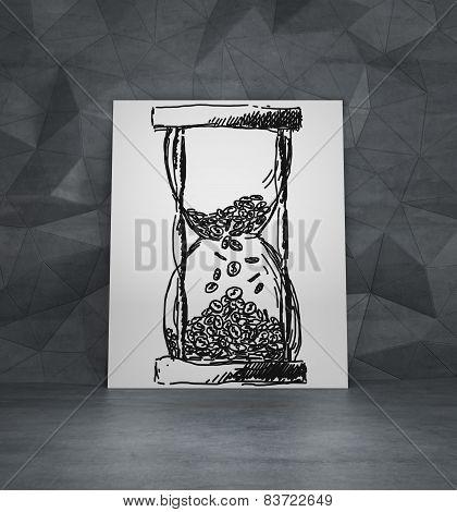 Drawing Hourglass