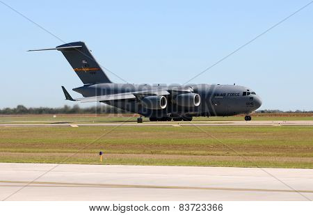 Us Air Force C-17 Globemaster Transporter