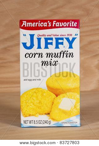 Corn Muffin Mix