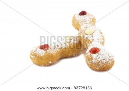 Doughnut Trio