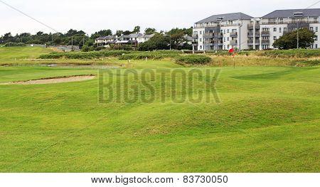 Galway Golf Club in Ireland.