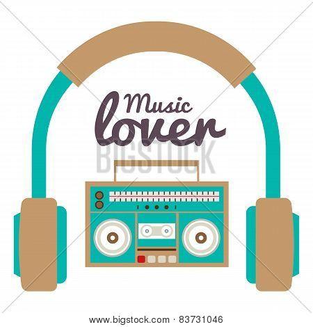 Music Lover.