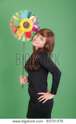 Cheerful Portrait