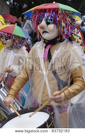 Basel (switzerland) - Carnival 2015