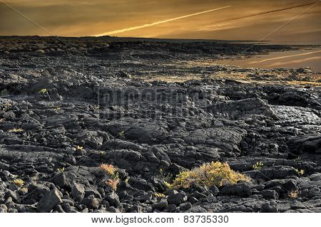 Atlantic Coast, Lanzarote Island, Canary Islands, Spain