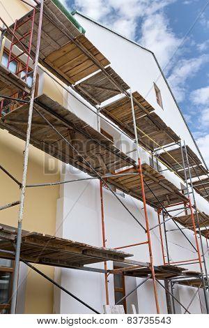 Renovation Of The Facade