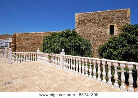 San Andres Castle, Carboneras.