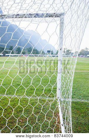 Goal Corner. Soccer
