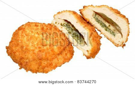 Garlic Chicken Kiev