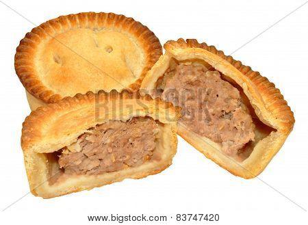 Freshly Baked Meat Pies