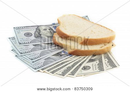 Dollars And Bread