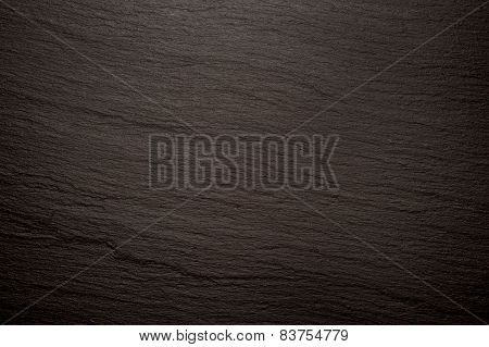 Black Slate Texture Background Image