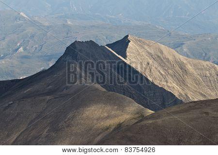 Caucas mountines