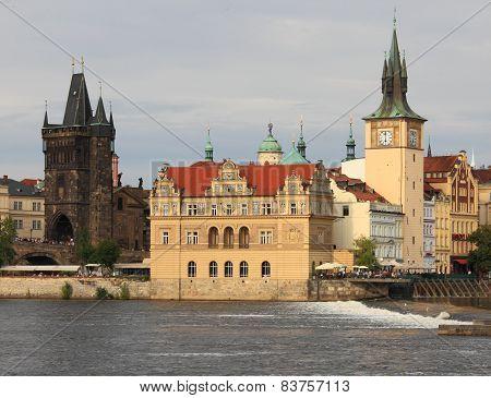 Prague Scenic view