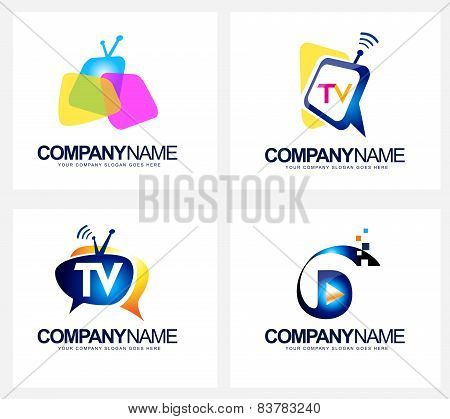 Tv Broadcast Logo