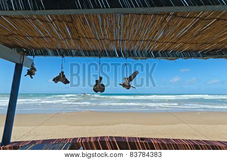 Morocco, The Beach Of Sidi Ifni