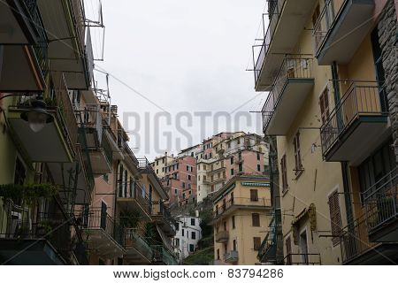 Manarola Home Balcony
