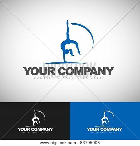 Sport Logo Silhouette