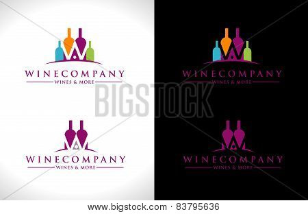 Wine Logo Design