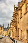 picture of duke  - Palace of the Dukes of Lorraine in Nancy  - JPG