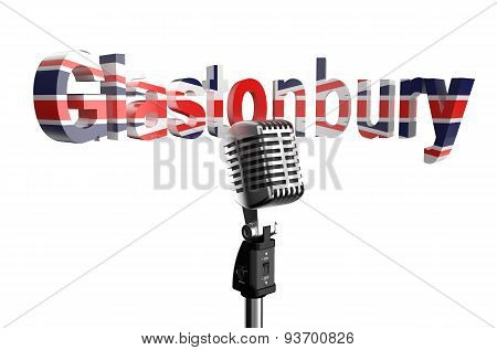 Glastonbury Festival Concept