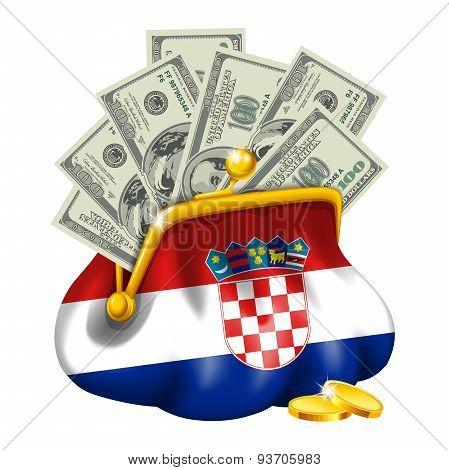Economics and business purse Croatia