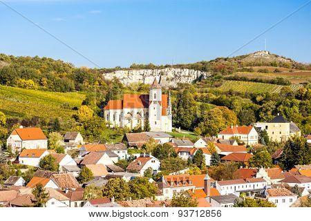 Falkenstein Castle, Lower Austria, Austria