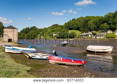 Boats On The Lerryn