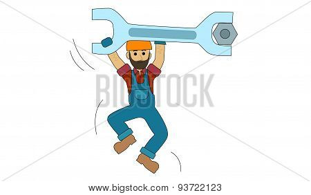 Engineer Construction worker