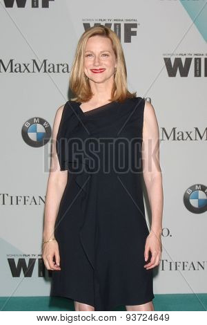 LOS ANGELES - JUN 16:  Laura Linney at the Women In Film 2015 Crystal + Lucy Awards at the Century Plaza Hotel on June 16, 2015 in Century City, CA