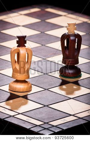 Two Chess King