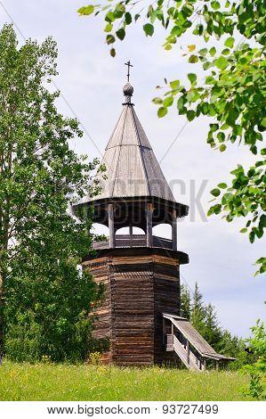 Old Wooden Belfry