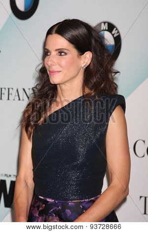 LOS ANGELES - JUN 16:  Sandra Bullock at the Women In Film 2015 Crystal + Lucy Awards at the Century Plaza Hotel on June 16, 2015 in Century City, CA