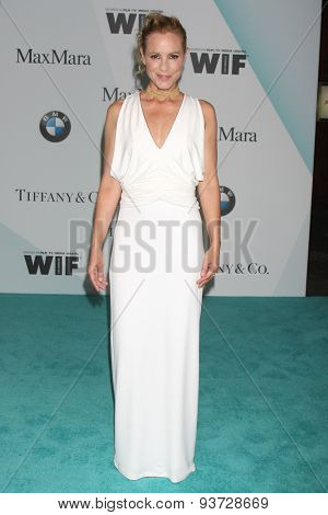 LOS ANGELES - JUN 16:  Maria Bello at the Women In Film 2015 Crystal + Lucy Awards at the Century Plaza Hotel on June 16, 2015 in Century City, CA