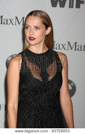 LOS ANGELES - JUN 16:  Teresa Palmer at the Women In Film 2015 Crystal + Lucy Awards at the Century Plaza Hotel on June 16, 2015 in Century City, CA
