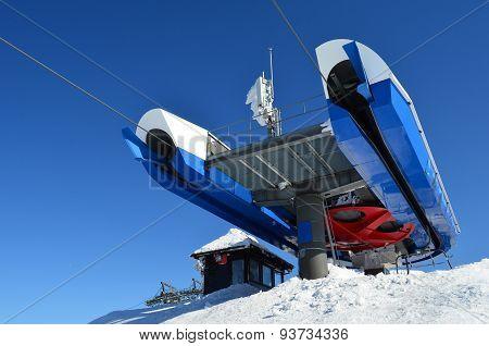 Ski Lift Last Stop
