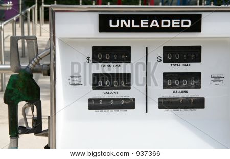 Gas Station Pump